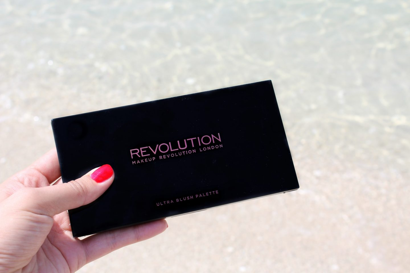 Makeup Revolution Ultra Palette Golden Sugar 2 - Miel and Mint blog