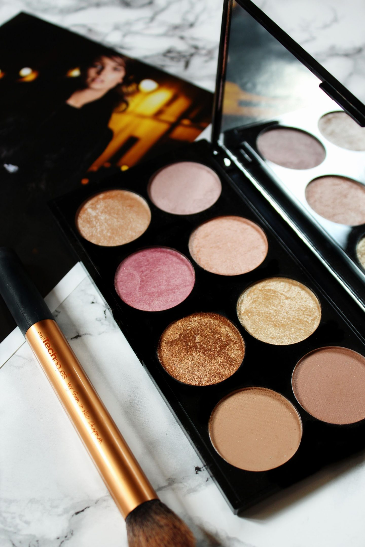 Makeup Revolution Ultra Palette Golden Sugar 2 Review - Miel and Mint blog