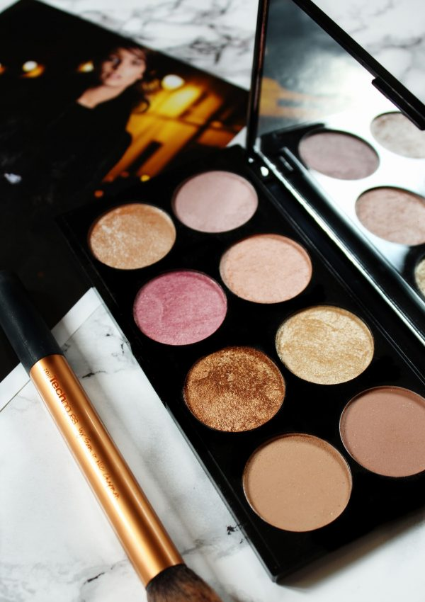 Makeup Revolution Ultra Palette Golden Sugar 2 Rose Gold Review