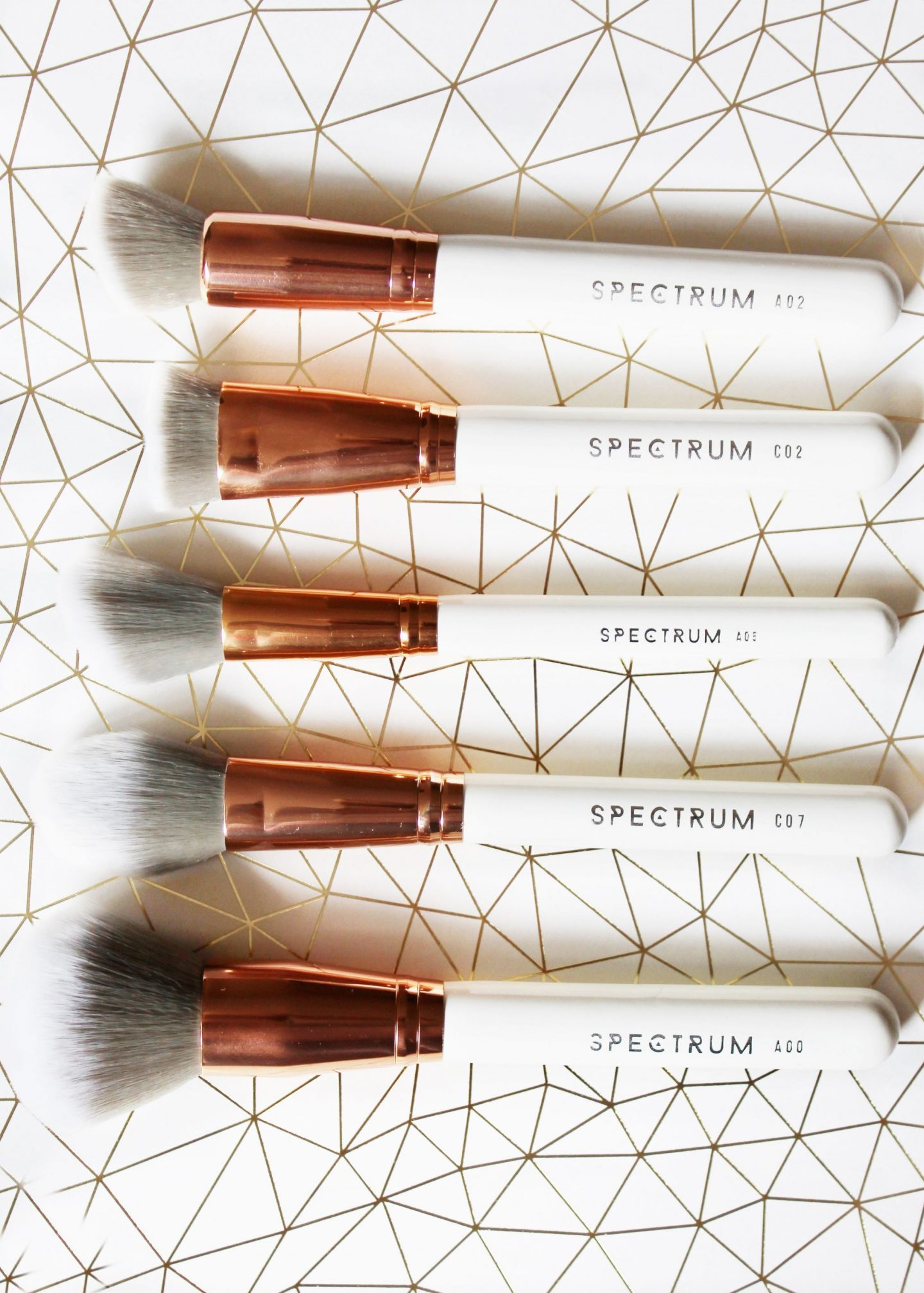 Spectrum Brushes Marbleous 12 Piece Set Review