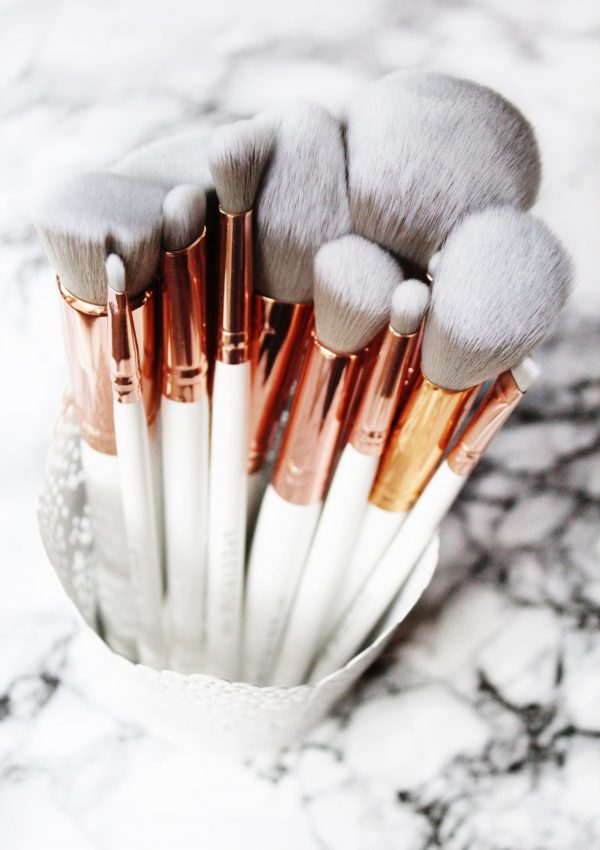 Spectrum Collections Brushes | Marbleous 12 Piece Set Review