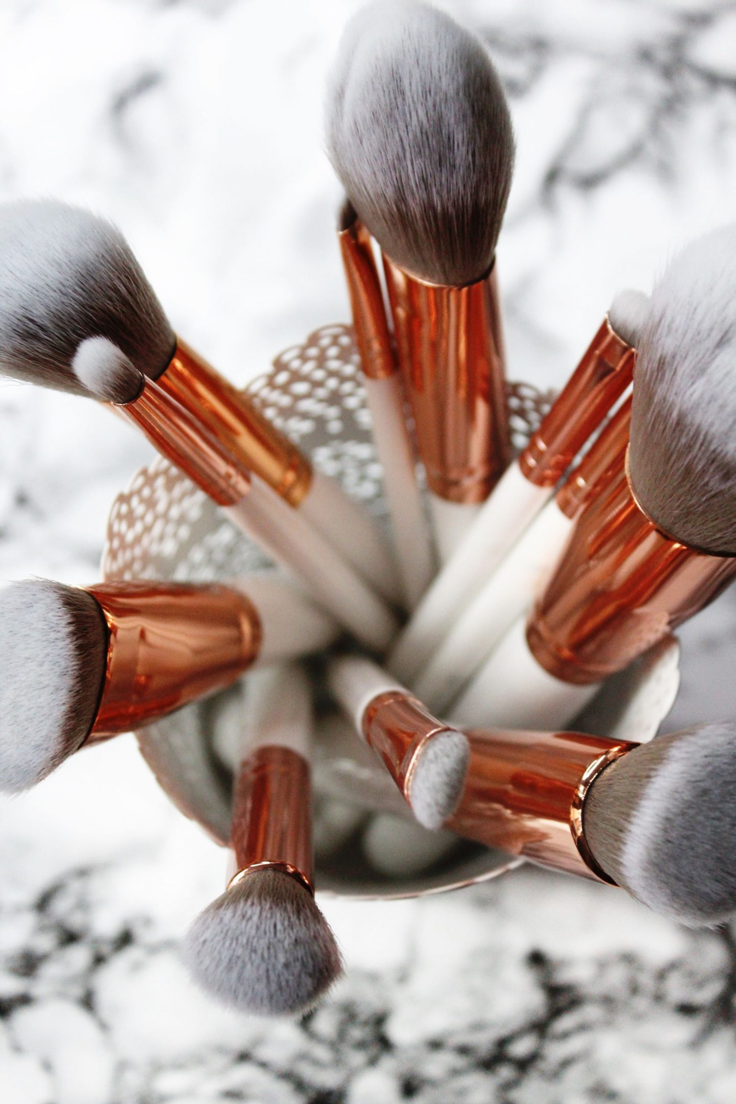 Spectrum Brushes Review - Miel and Mint blog