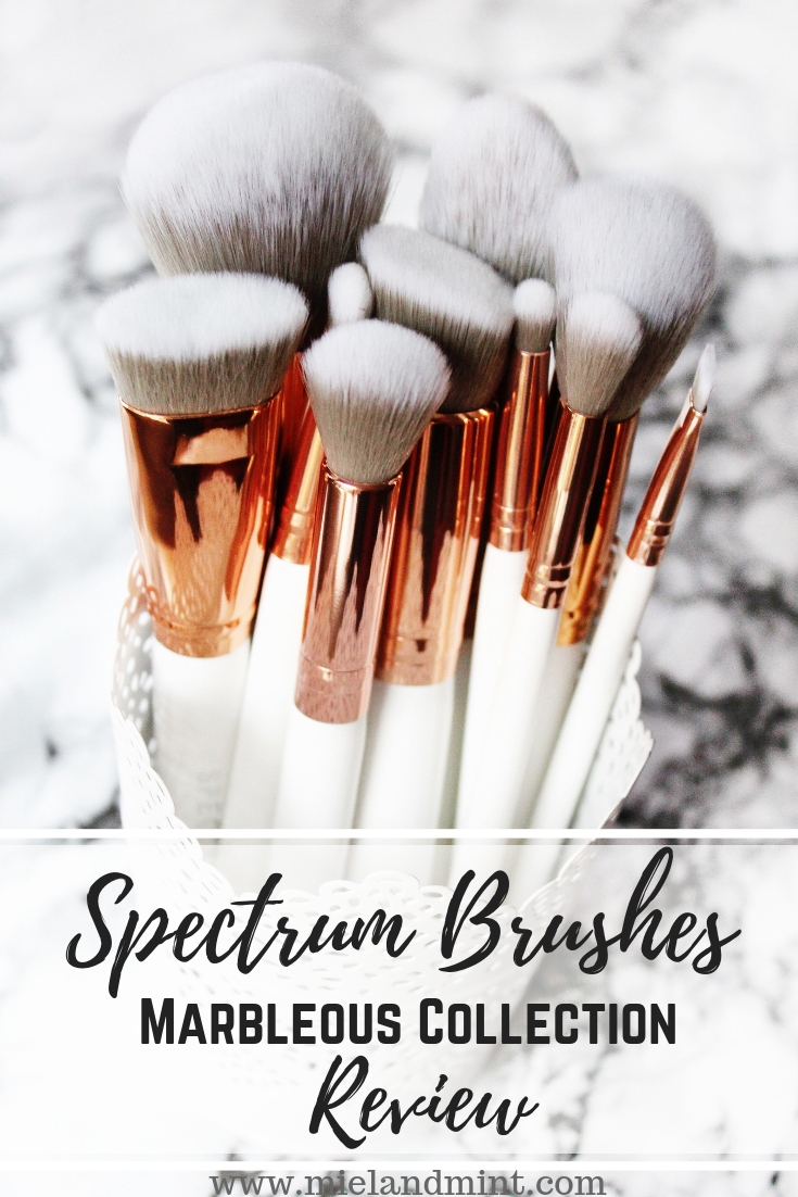 Spectrum Brushes Review