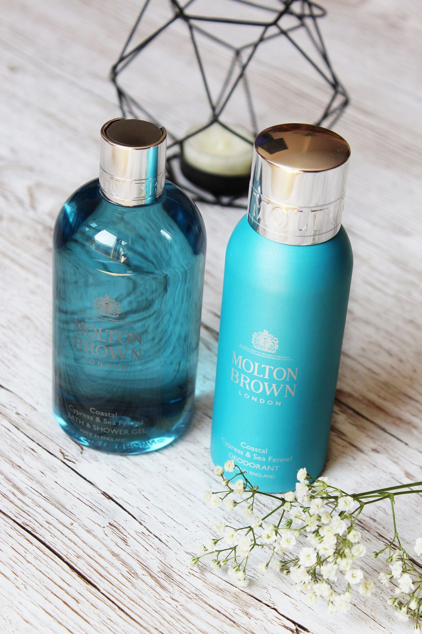 Molton Brown Coastal Cypress & Sea Fennel - Miel and Mint blog