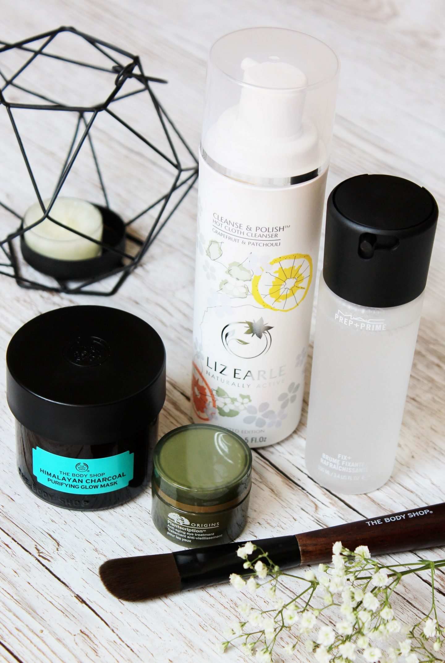 Monthly Beauty Favourites - Miel and Mint blog