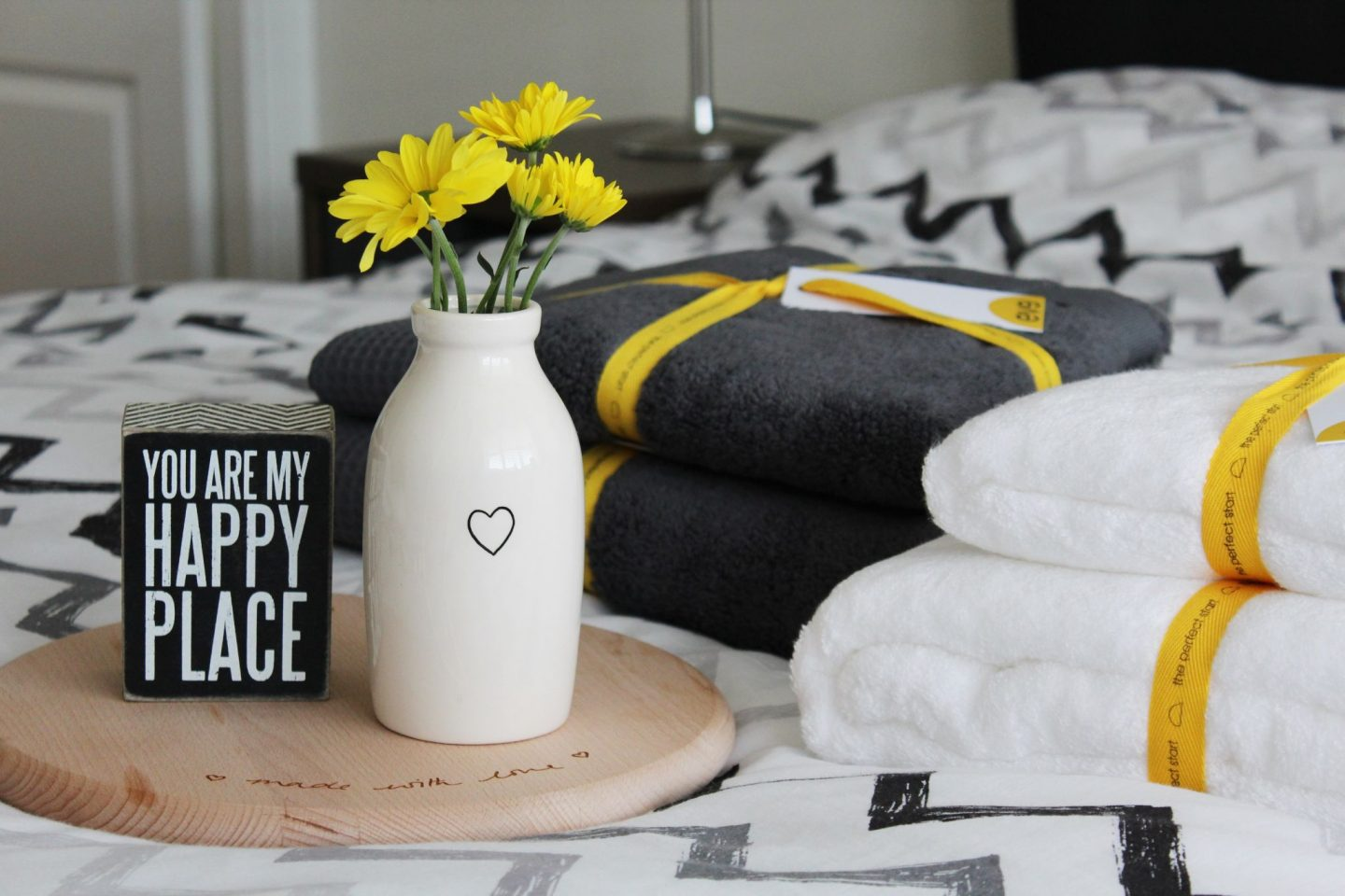 eve sleep, eve mattress towels review - Miel and Mint blog