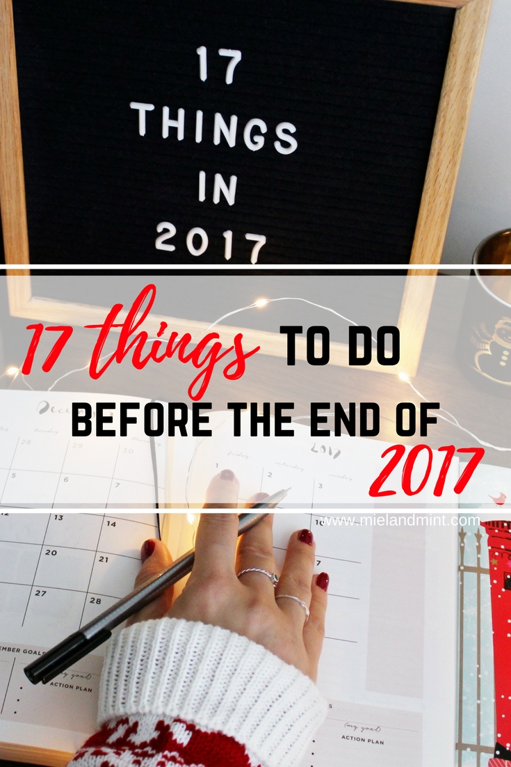Planning, 2017, 17 things to do in 2017, Pinterest