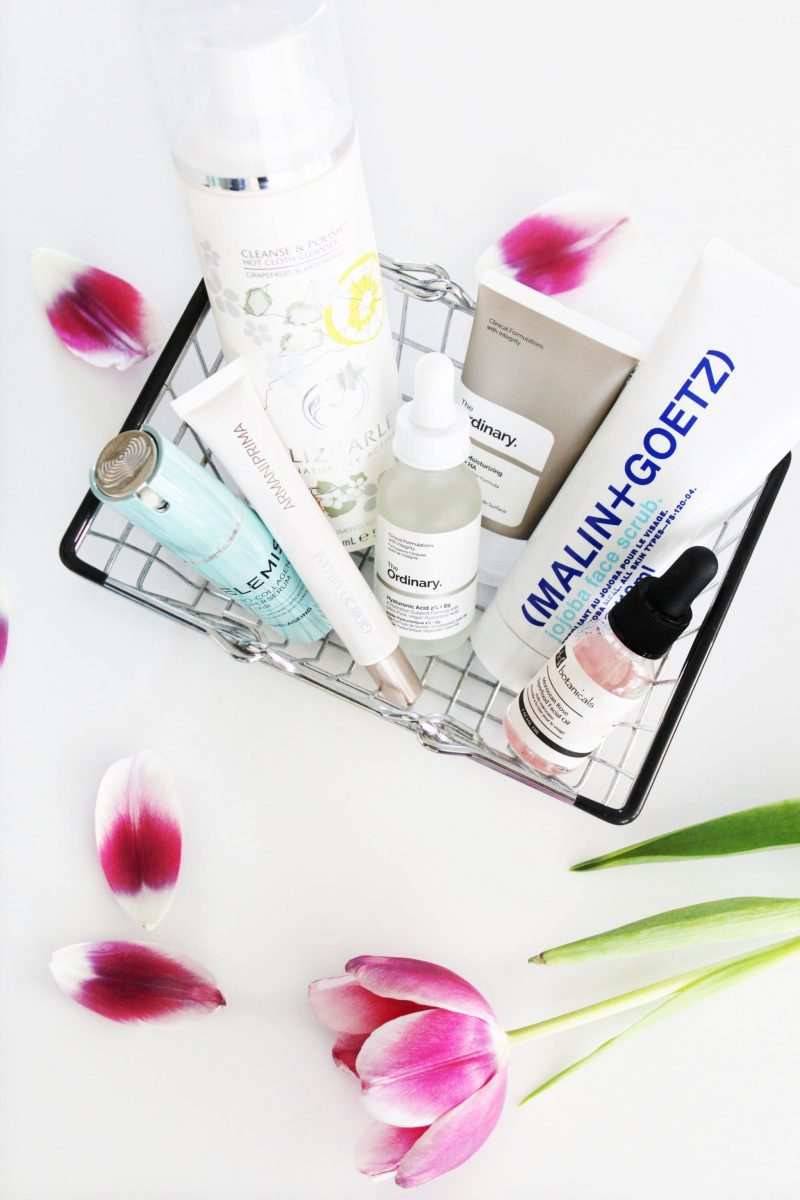 5 habits that changed my skincare game and top skincare products - Miel and Mint
