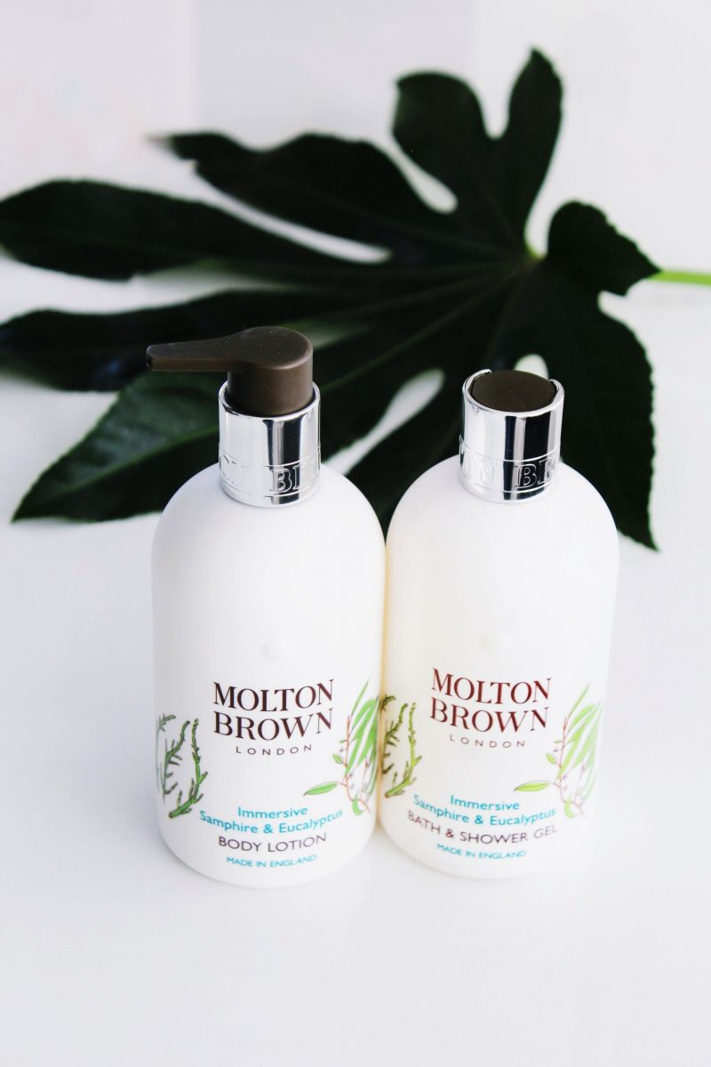 Molton Brown Giveaway - Miel and Mint
