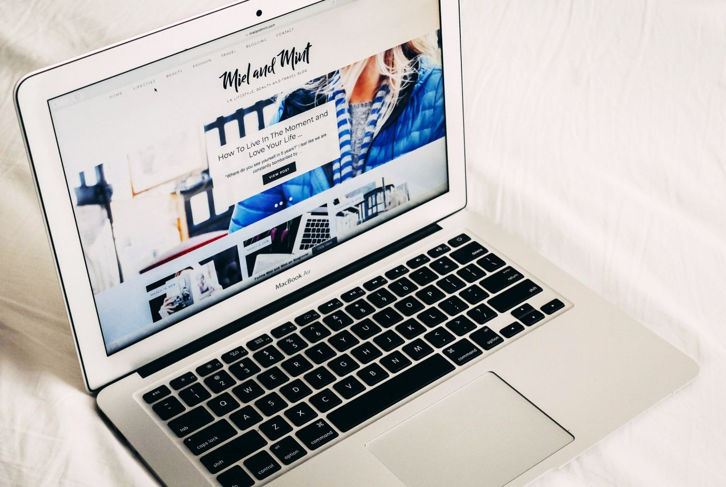 6 weeks without blogging - Miel and Mint