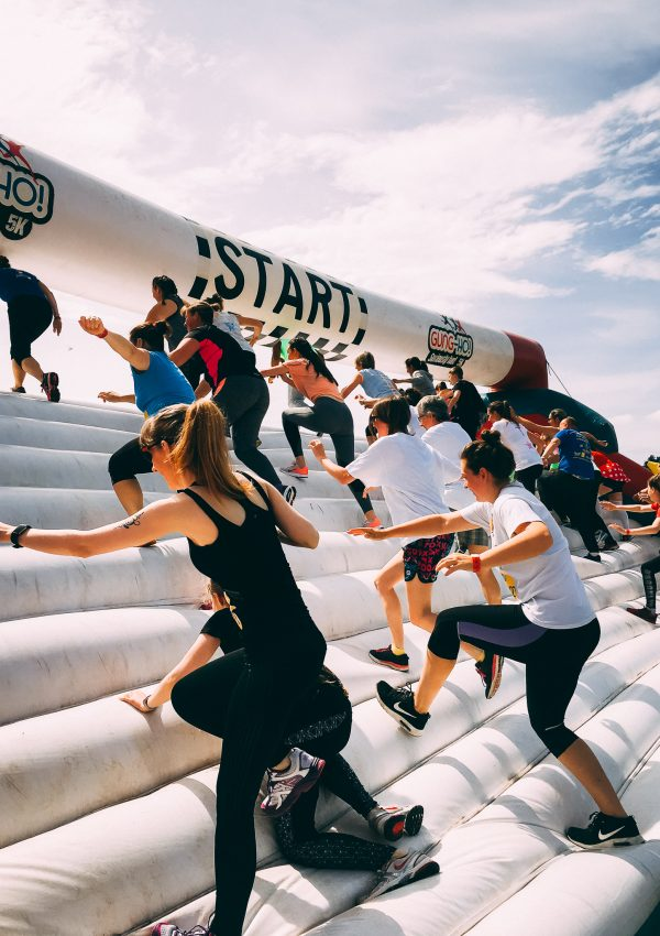 5 Reasons To Do Gung-Ho 5K This Summer