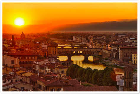 Florence Italy Posterlounge