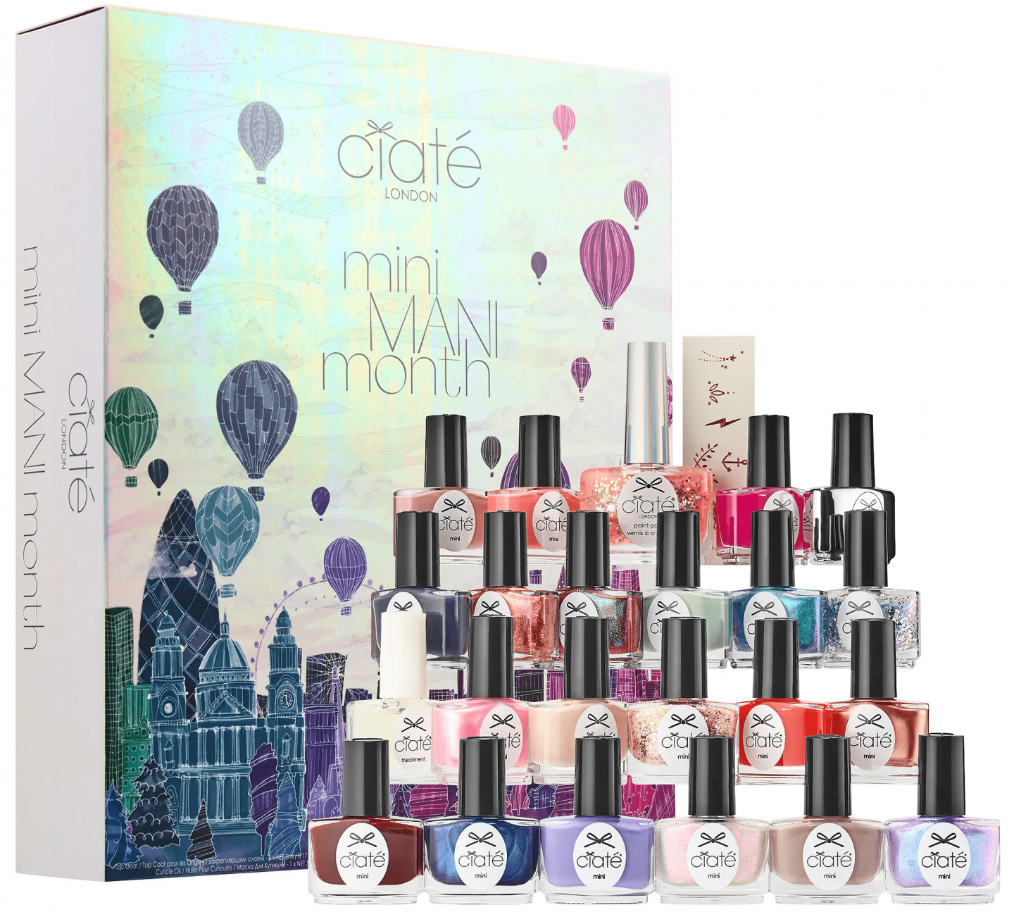 Ciate London Mini Mani Advent Calendar 2018