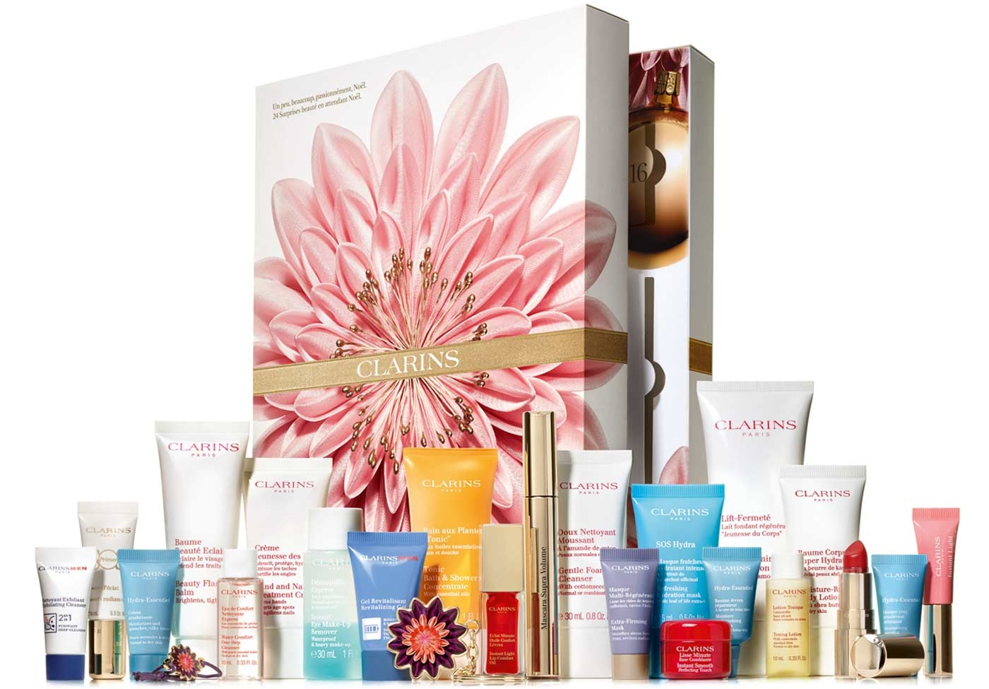 Clarins 24 day advent calendar