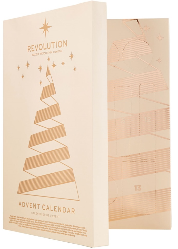Revolution Makeup Advent Calendar