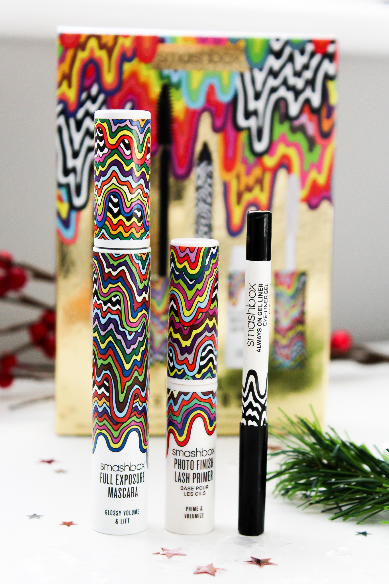 Smashbox Holidaze Lash + Liner Set