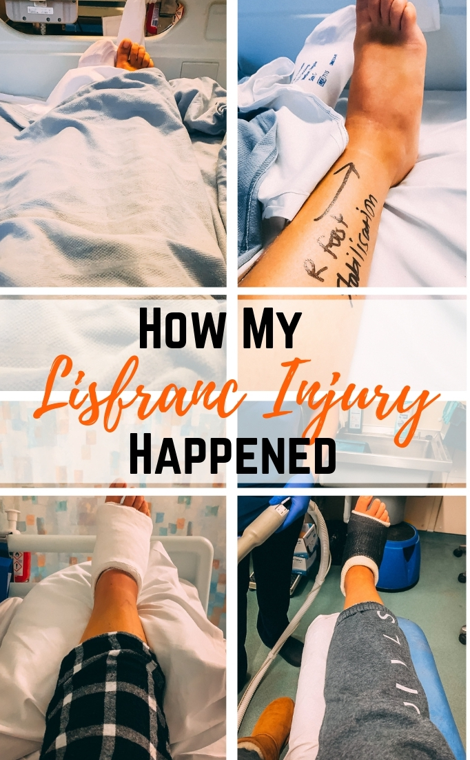 Lisfranc Injury and Surgery