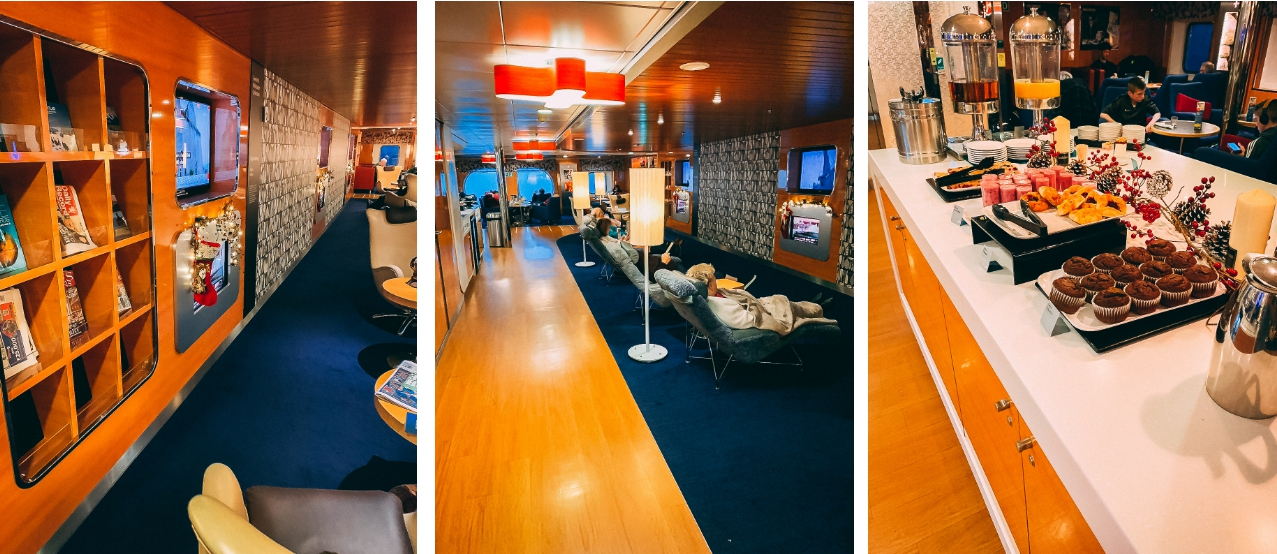Stena Line Plus review