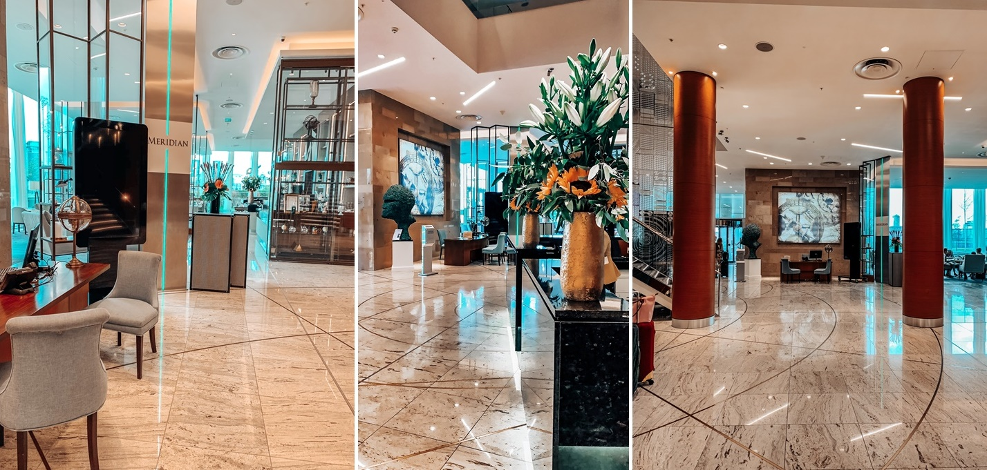 InterContinental London - The O2 Hotel Review - Lobby